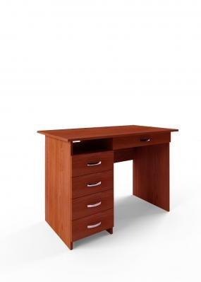 Компьютерный стол Милан-1 с надставкой -4