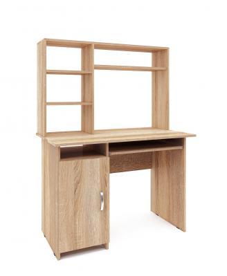 Компьютерный стол Милан-8 с надставкой-11