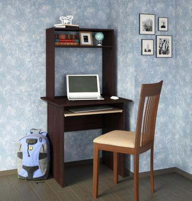 Компьютерный стол Милан-2 с надставкой -2