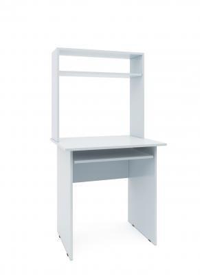 Компьютерный стол Милан-2 с надставкой -10
