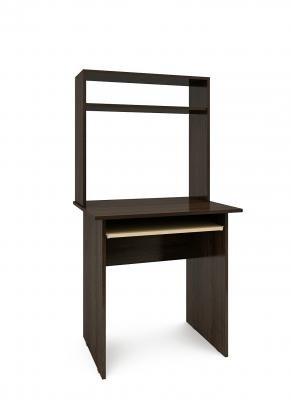 Компьютерный стол Милан-2 с надставкой -9