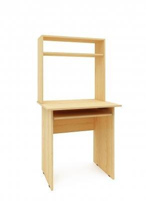 Компьютерный стол Милан-2 с надставкой -8