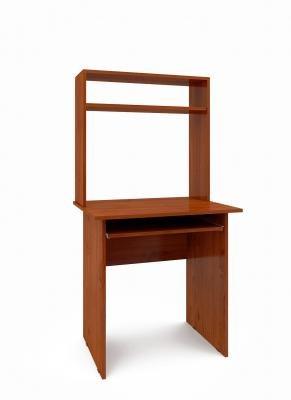 Компьютерный стол Милан-2 с надставкой -5