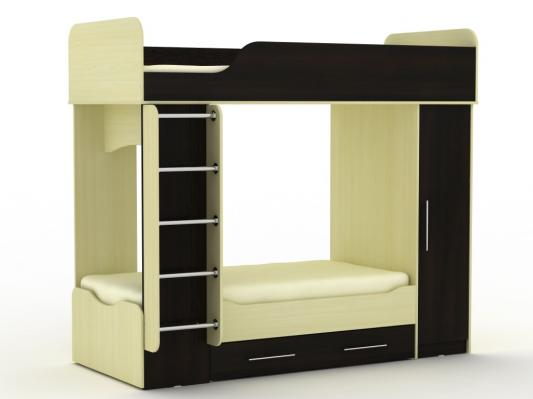 Двухъярусная кровать Дуэт-2-2