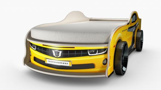Кровать-машина Камаро Трансформер-1