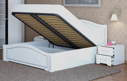 Кровать 160х200 см. Виктория 05 (с основанием, без матраса)-1