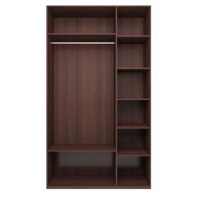 Шкаф для одежды 3-х дверный (с 3-мя зеркалами) Скандинавия 50-1