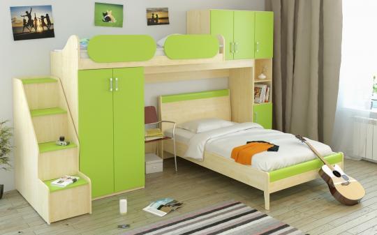 Детская комната Teen`s Home вариант №5-2