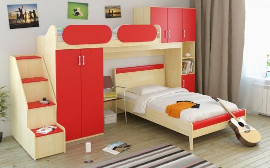 Детская комната Teen`s Home вариант №5-3