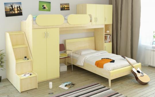 Детская комната Teen`s Home вариант №5-4