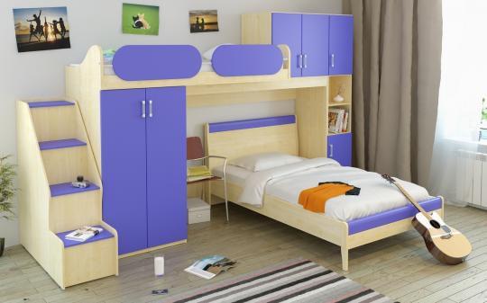 Детская комната Teen`s Home вариант №5-5