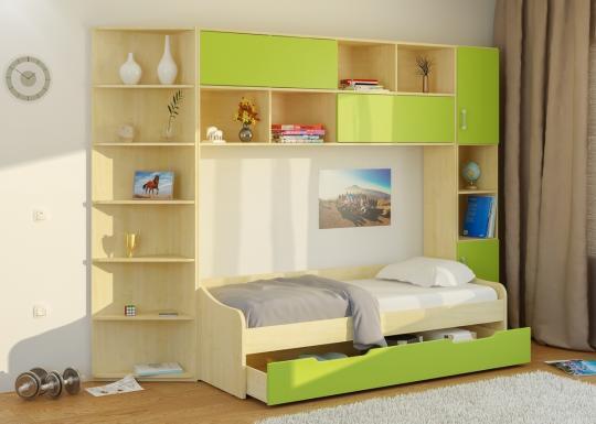 Подростковая комната Teen`s Home вариант №6-1