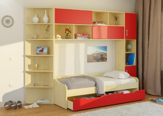 Подростковая комната Teen`s Home вариант №6-2