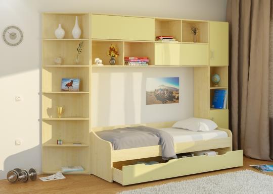 Подростковая комната Teen`s Home вариант №6-3