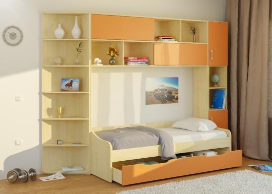 Подростковая комната Teen`s Home вариант №6-4