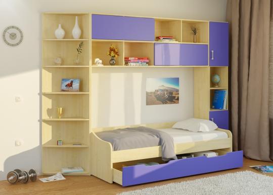 Подростковая комната Teen`s Home вариант №6-5