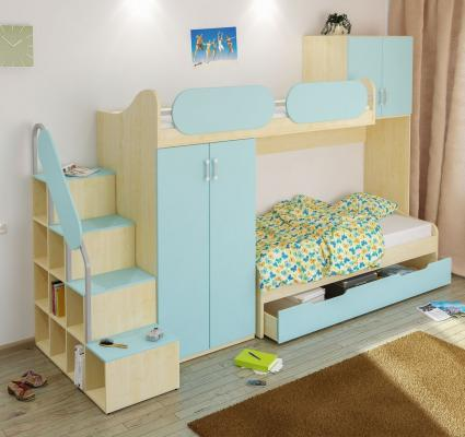 Детская комната Teen`s Home вариант №7-1