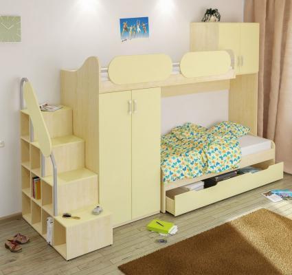 Детская комната Teen`s Home вариант №7-3