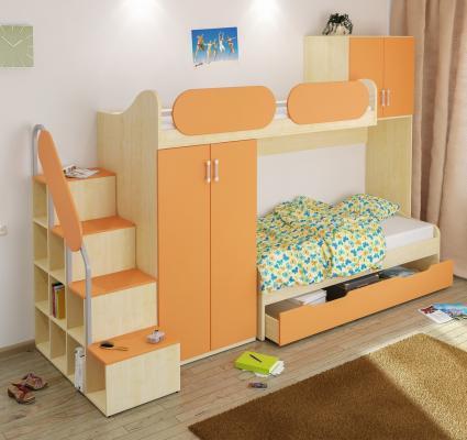 Детская комната Teen`s Home вариант №7-4