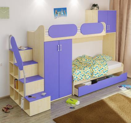 Детская комната Teen`s Home вариант №7-5