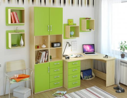 Подростковая комната Teen`s Home вариант №10-2