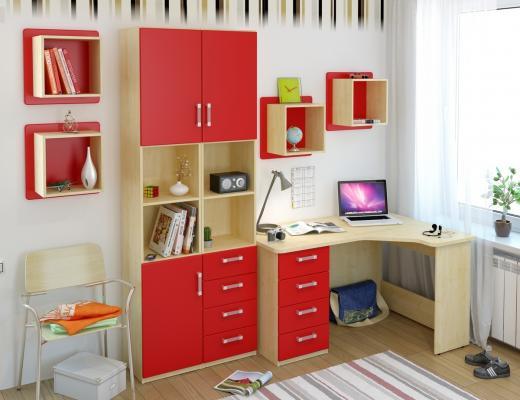 Подростковая комната Teen`s Home вариант №10-3