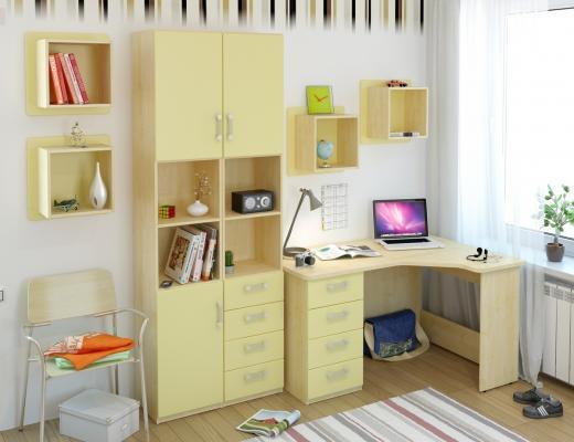 Подростковая комната Teen`s Home вариант №10-4