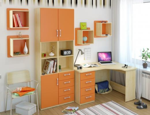 Подростковая комната Teen`s Home вариант №10-5