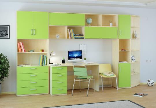 Подростковая комната Teen`s Home вариант №11-2
