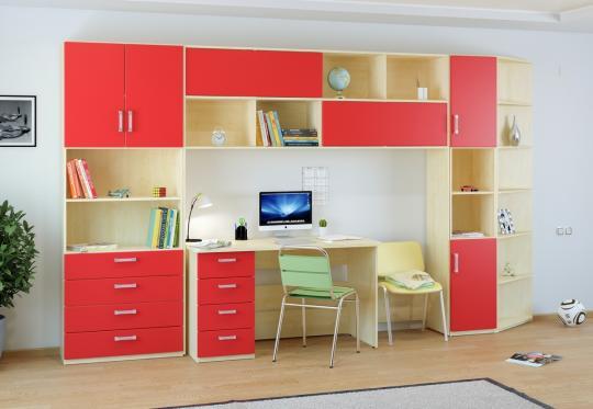 Подростковая комната Teen`s Home вариант №11-3