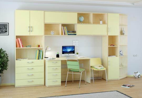 Подростковая комната Teen`s Home вариант №11-4
