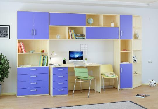 Подростковая комната Teen`s Home вариант №11-5