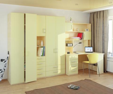 Подростковая комната Teen`s Home вариант №12-4