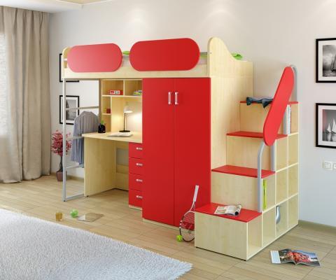 Детская комната Teen`s Home вариант №17-2