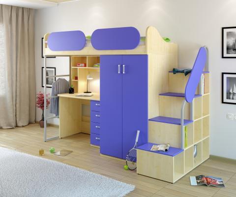 Детская комната Teen`s Home вариант №17-5
