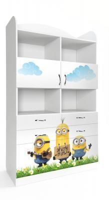 Детская комната Миньоны -2