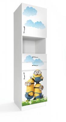 Детская комната Миньоны -4