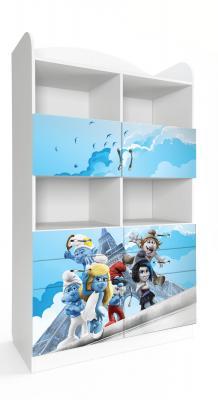 Детская комната Смурфики-2