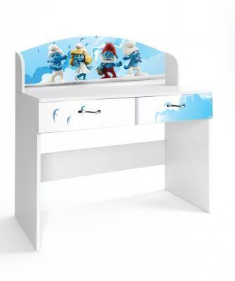 Детская комната Смурфики-5