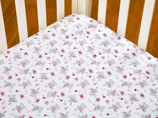 Комплект BONNY BUNNY (для кроватей 120*60) 7 предметов -2
