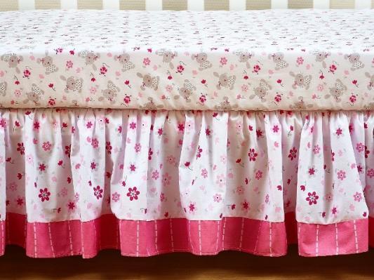 Комплект BONNY BUNNY (для кроватей 120*60) 7 предметов -6