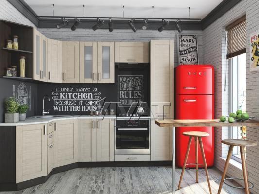 Кухня Лофт-02-1