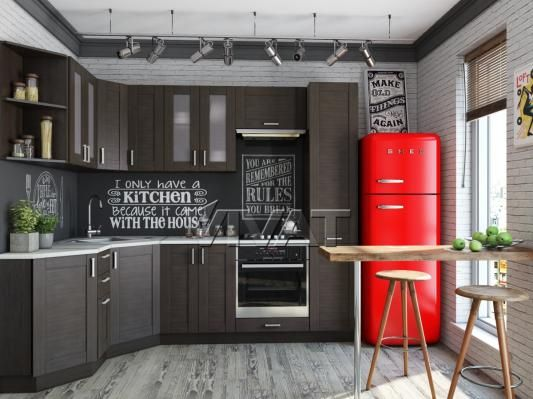 Кухня Лофт-02-4