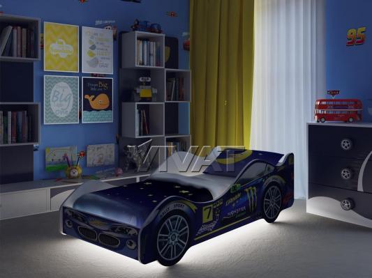 Кровать-машина Пилот-4