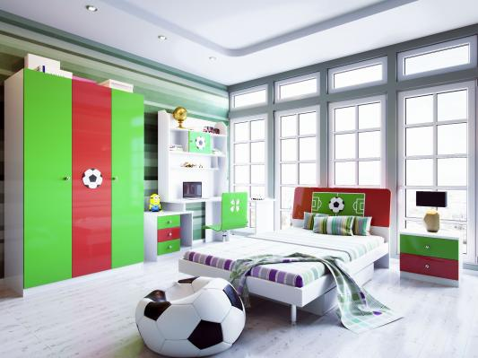 Детская комната Маракана-1