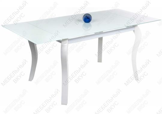 Стол раскладной ТВ 017-L белый-3