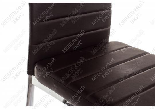 Стул DC2-001 коричневый-1