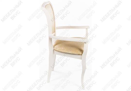 Кресло Milano молочное-3