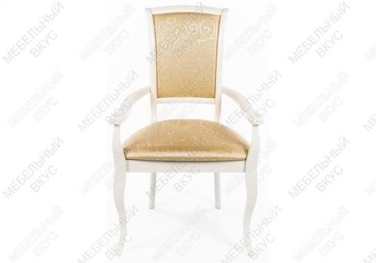 Кресло Milano молочное-2