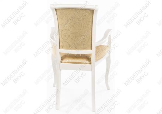 Кресло Milano молочное-1